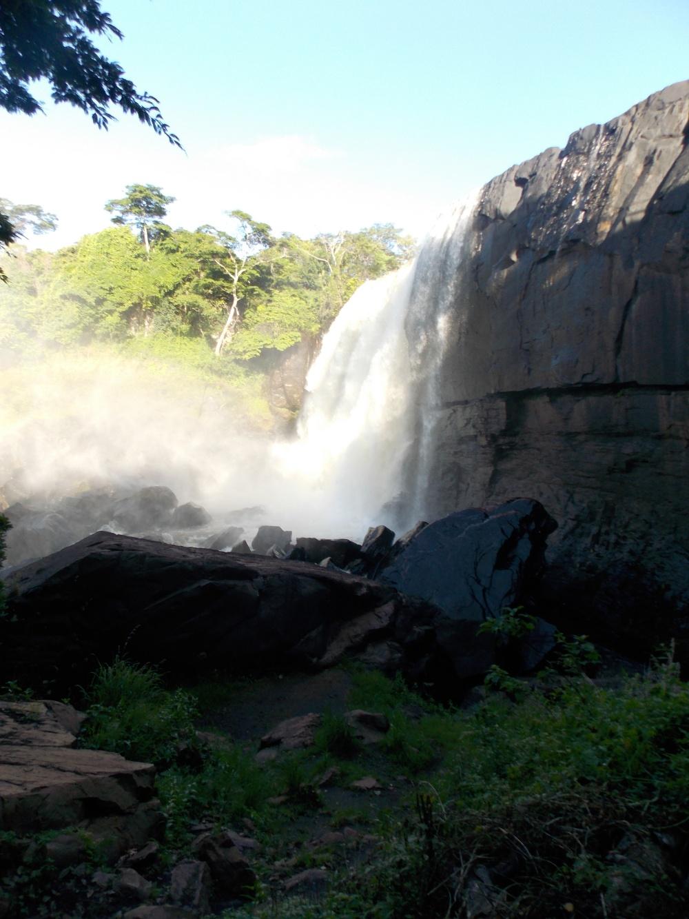 Chishimba Falls