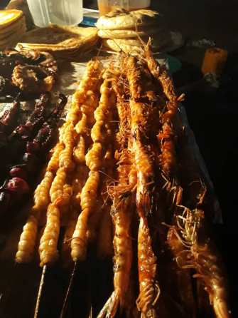 Prawns - Night Market